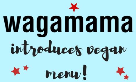 introduces vegan menu!