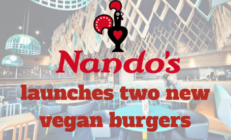 launches two new vegan burgers